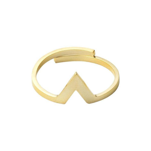 Geometric Design Toe or Finger Ring - LoveOurJewelry.com