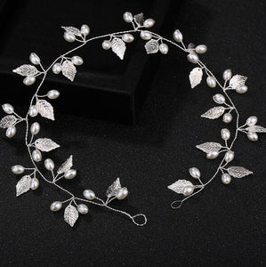 Leaf Bride Wedding Hair Accessories - LoveOurJewelry.com