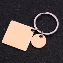 Load image into Gallery viewer, Personalized Custom Jewelry Calendar Key Chain - LoveOurJewelry.com