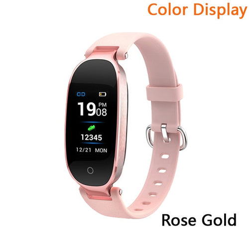 S3 Plus Waterproof Smart Watch