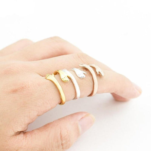 Angel Stacking Ring - LoveOurJewelry.com