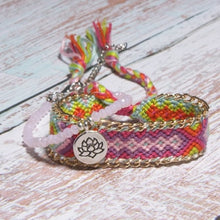 Load image into Gallery viewer, Our Crystal Beaded Handcrafted 2 Piece Anklets