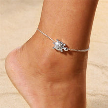 Load image into Gallery viewer, Turtle Rope Ankle - LoveOurJewelry.com