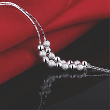 Load image into Gallery viewer, Double Layer Chain Anklet - LoveOurJewelry.com
