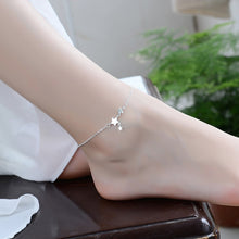 Load image into Gallery viewer, Star Silver Anklet or Bracelet - LoveOurJewelry.com