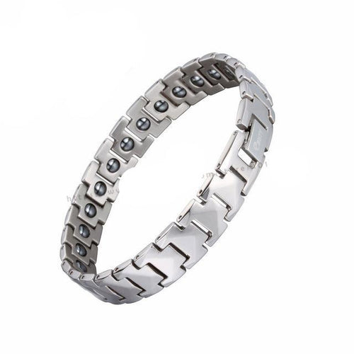 Men's Strong Magnetic Bracelet - LoveOurJewelry.com