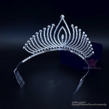 Load image into Gallery viewer, Bridal Wedding Tiaras Events Hair Accessories - LoveOurJewelry.com