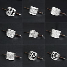 Load image into Gallery viewer, Vintage Geometric Hairpin - LoveOurJewelry.com