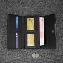 Load image into Gallery viewer, Our 2019 Luminous Overlap Wallet Holds Everything