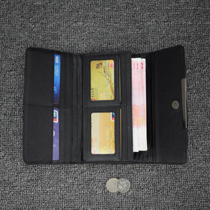 Our 2019 Luminous Overlap Wallet Holds Everything
