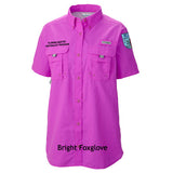 Columbia Fishing Shirt - Women Short-Sleeve