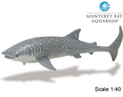 Whale Shark - Monterey Bay Aquarium Collectible