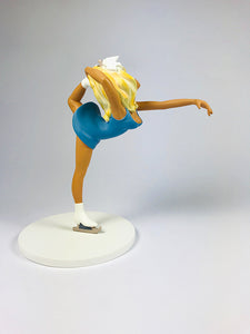 Figurine COLOMBE patineuse