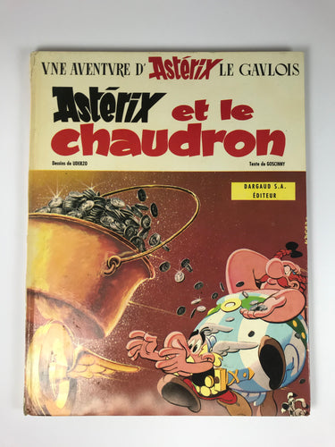 Album de collection, bande dessinée de collection, ASTÉRIX et le Chaudron