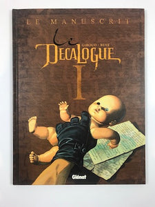 LE DECALOGUE _ 10 albums _ EO