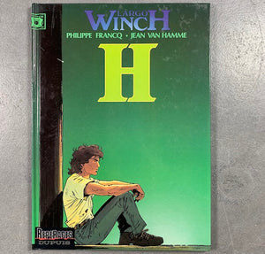 Largo Winch - Lot de 7 albums - T.1 à T.7