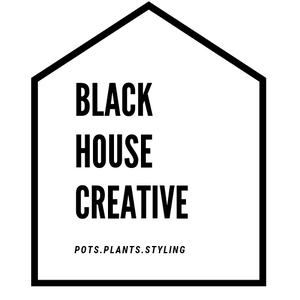 Black House Creative - Pots.Plants.Styling