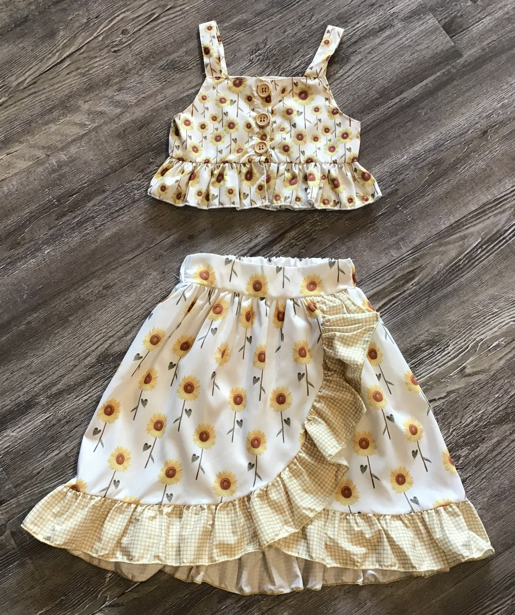 Sweet Sunflower Set