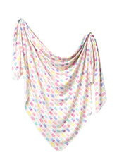 Load image into Gallery viewer, Copper Pearl Summer Swaddle Blanket