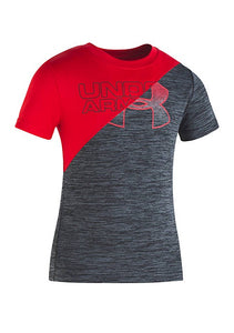 Under Armour Red/Grey shirt