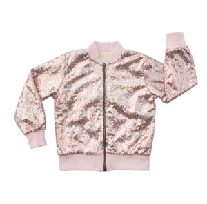 Rose Gold Jacket