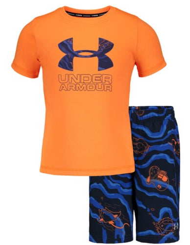 UA Sport Fish Big Logo Set