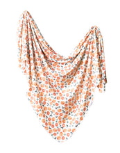 Load image into Gallery viewer, Copper Pearl Hazel Swaddle Blanket
