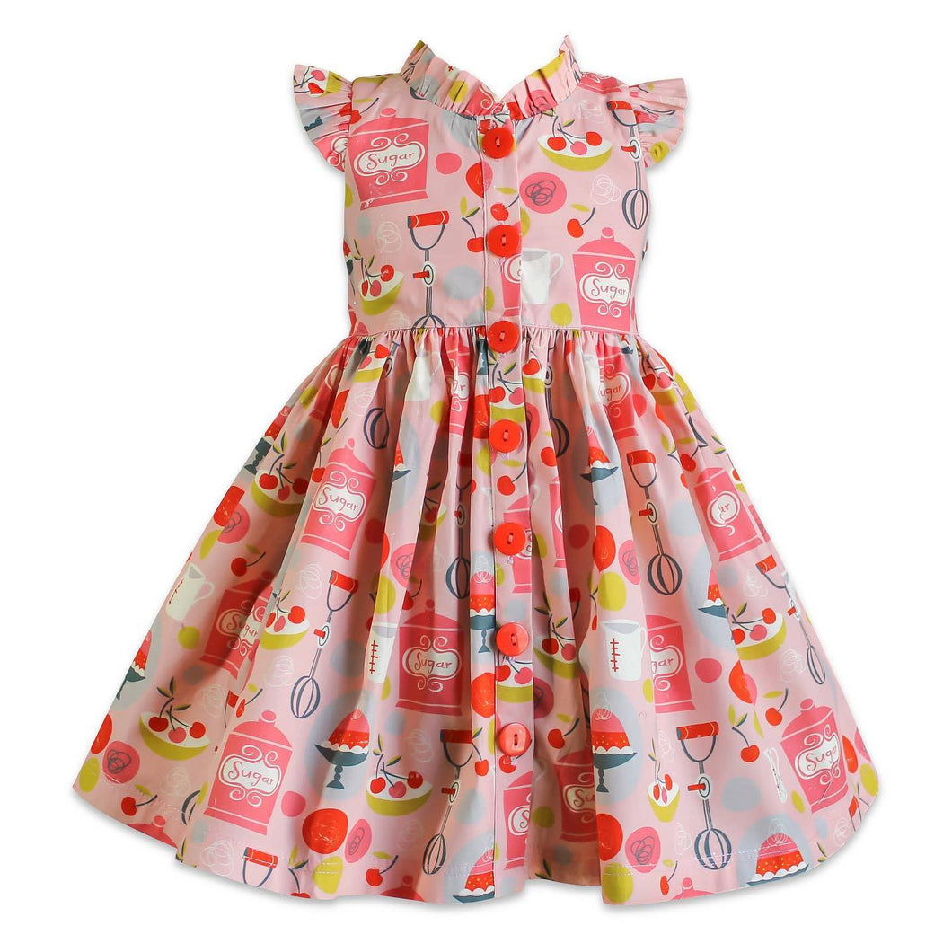 Sugar Baker Dress