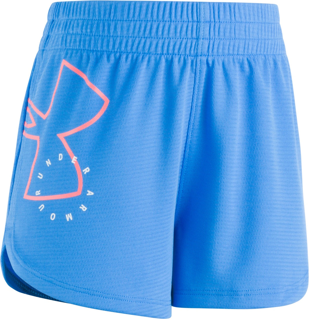 Under Armour Blue girls shorts