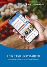 Load image into Gallery viewer, Low Carb Kickstarter - Complete Guide to the Low Carb Diet for Beginners PDF ebook