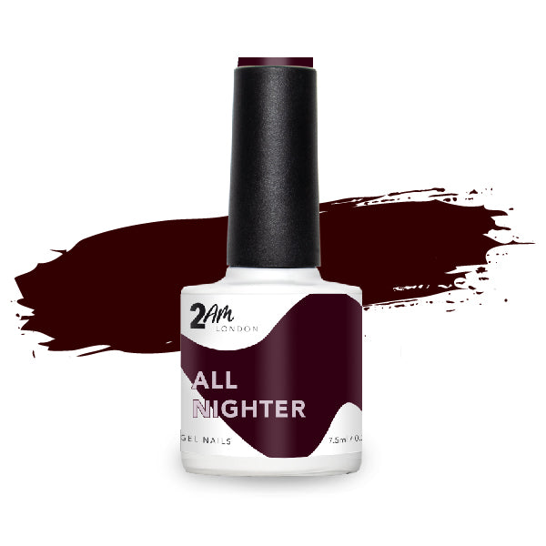All Nighter Gel Polish 7.5ml - 2AM LONDON
