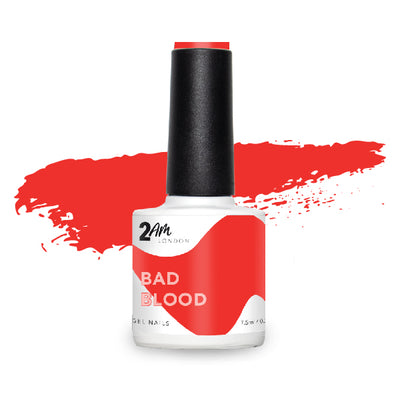 Bad Blood Gel Polish 7.5ml - 2AM LONDON