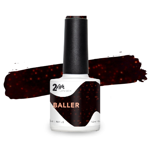Baller Gel Polish 7.5ml - 2AM LONDON