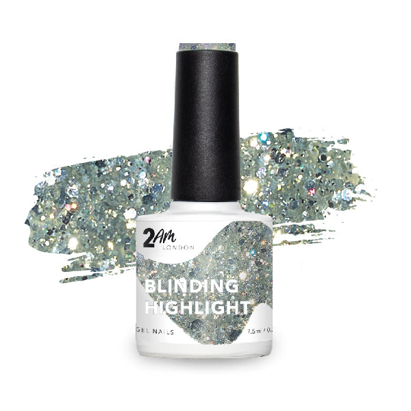 Blinding Highlight Gel Polish 7.5ml - 2AM LONDON