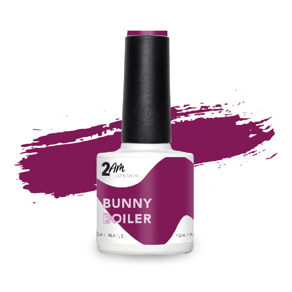 Bunny Boiler Gel Polish 7.5ml - 2AM LONDON