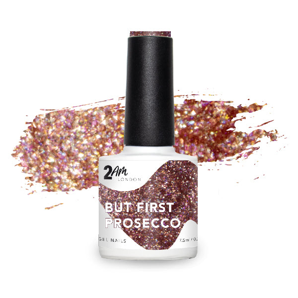 But First, Prosecco Gel Polish 7.5ml - 2AM LONDON