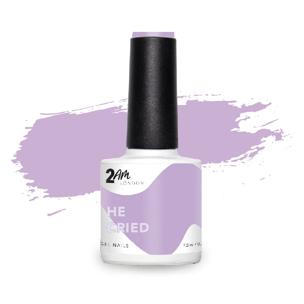 He Cried Gel Polish 7.5ml - 2AM LONDON