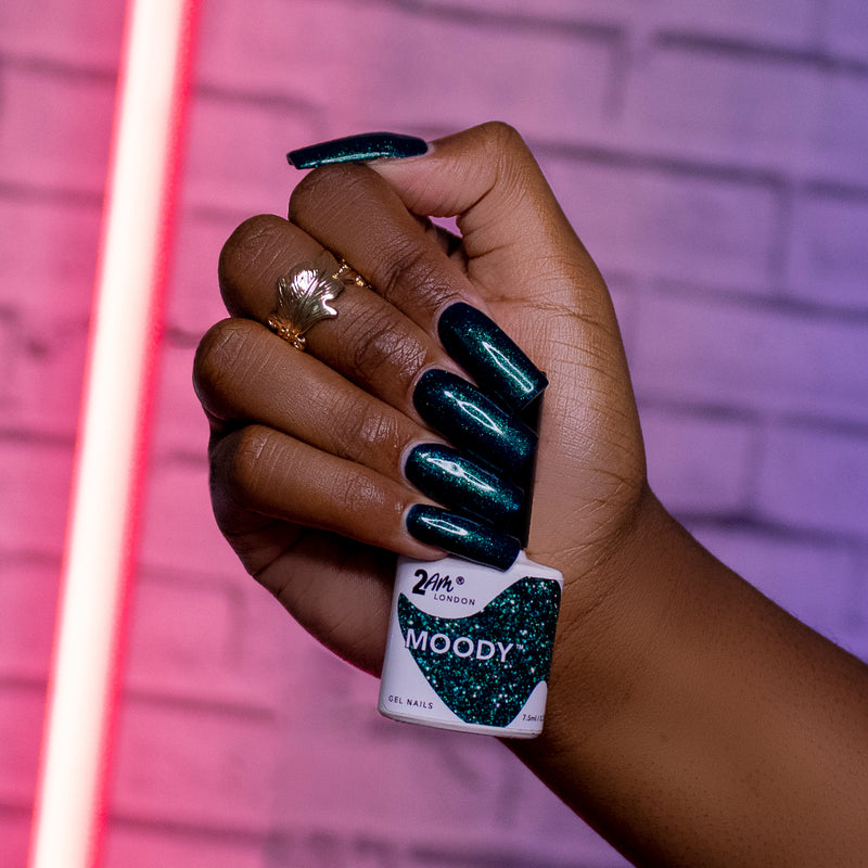Moody Gel Polish 7.5ml |  - 2AM London
