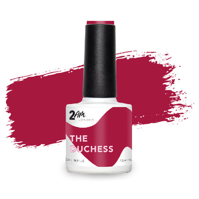 The Duchess Gel Polish 7.5ml - 2AM LONDON