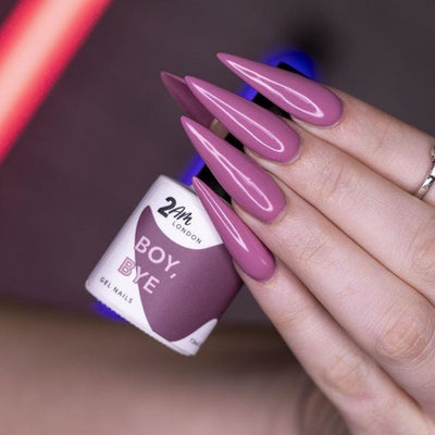 Boy, Bye Gel Polish 7.5ml - 2AM LONDON