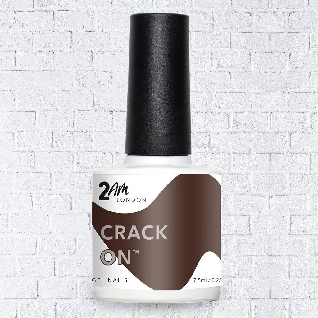 Crack On Gel Polish 7.5ml - 2AM LONDON