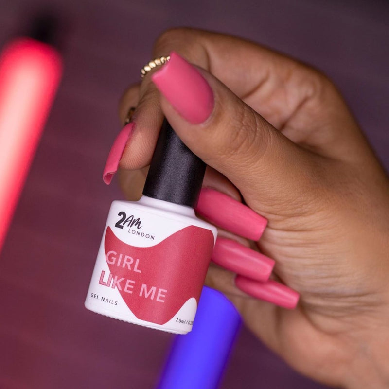 Girl Like Me Gel Polish 7.5ml |  - 2AM London