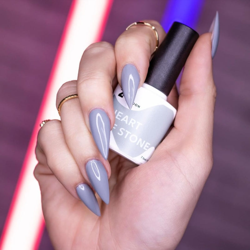 Heart Of Stone Gel Polish 7.5ml |  - 2AM London