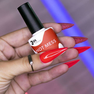 Hot Mess Gel Polish 7.5ml |  - 2AM London
