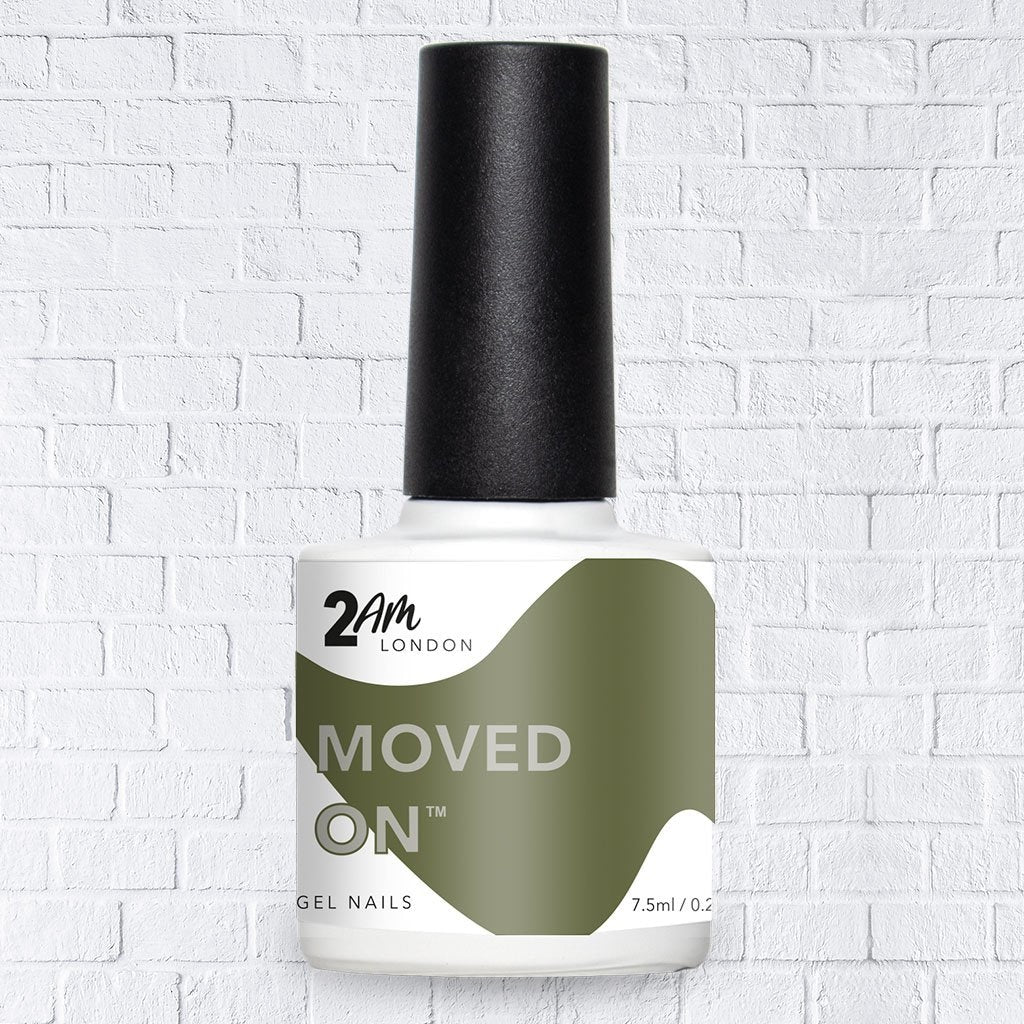 Moved On Gel Polish 7.5ml |  - 2AM London