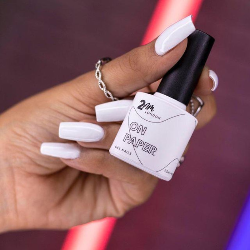 On Paper Gel Polish 7.5ml |  - 2AM London