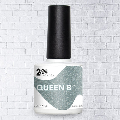 Queen B Gel Polish 7.5ml - 2AM LONDON