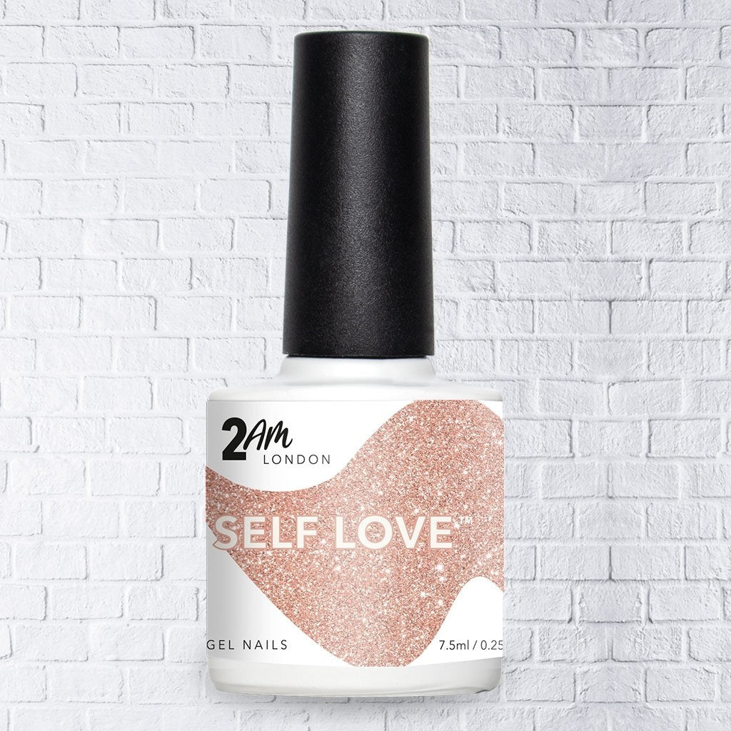 Self Love Gel Polish 7.5ml - 2AM LONDON