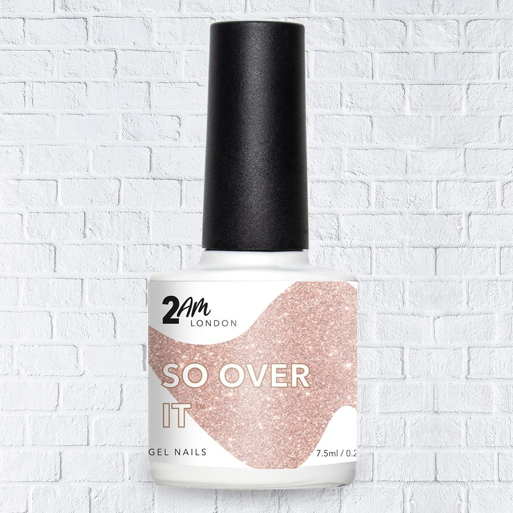 So Over It Gel Polish 7.5ml - 2AM LONDON
