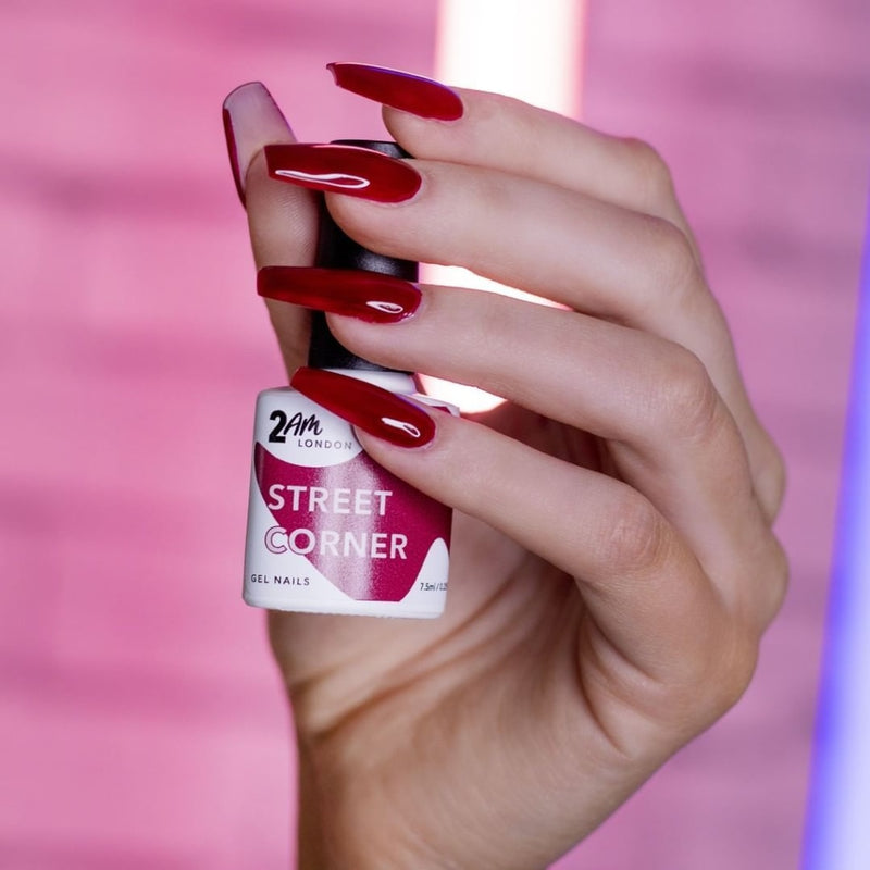 Street Corner Gel Polish 7.5ml |  - 2AM London